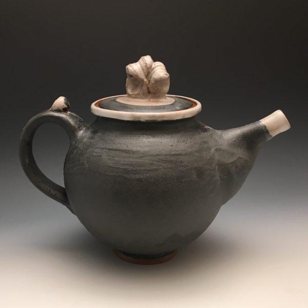 Black Tie Teapot