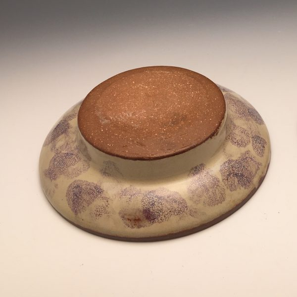 Purple Bloom Soap Dish