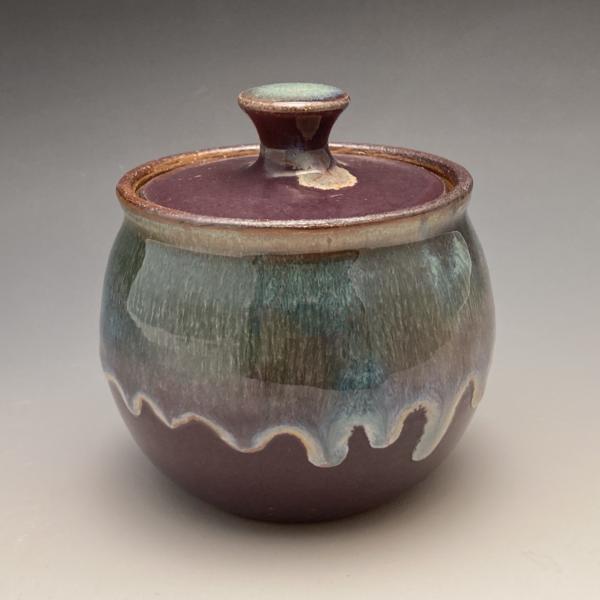 Purple Rain Sugar Bowl