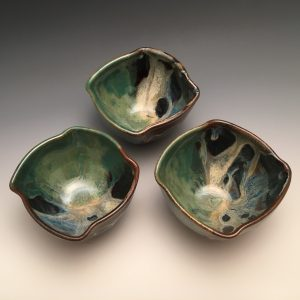 Taos Nut Bowl Set