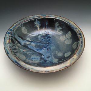 Midnight Bloom Medium Bowl