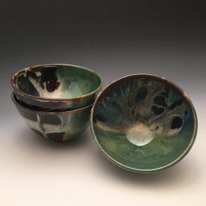 Taos Nut Bowls