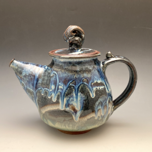 Taos Teapot