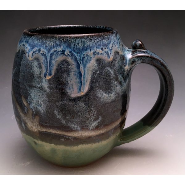 Taos Bloom Tall Barrel Mug