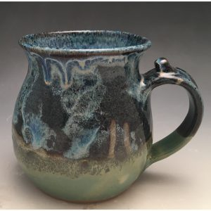 Taos Bloom Pouch Mug