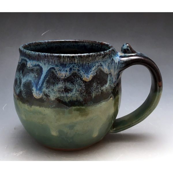 Taos Bloom Short Barrel Mug