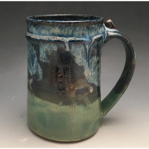 Taos Man Handle Mug