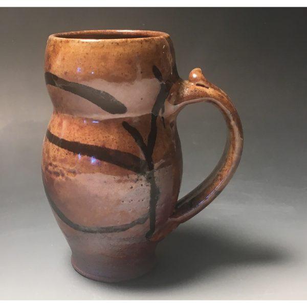 Wood Fired Dew Drop Mug