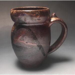 Large Wood Fired Mug 2.0