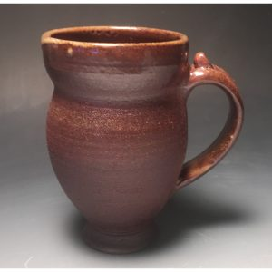 Large Wood Fired Mug