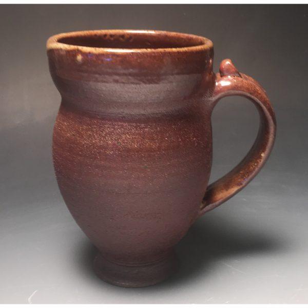 Large Wood Fired Mug