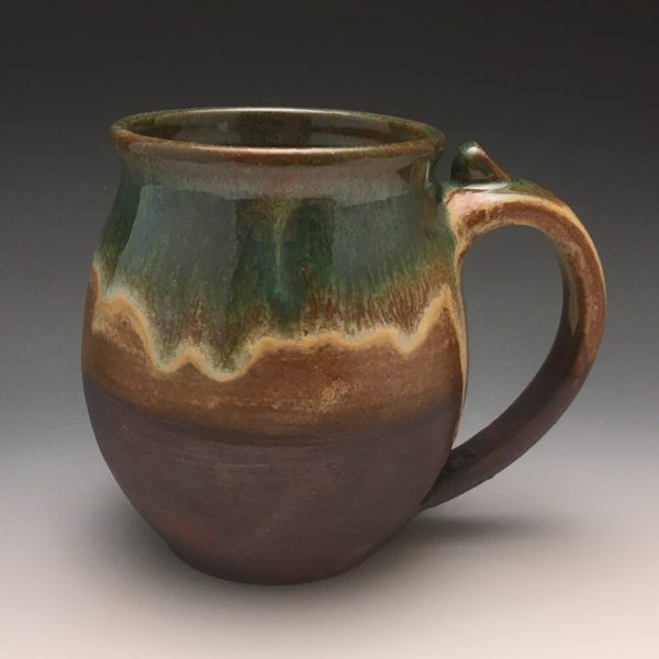 Joshua Tree Barrel Mug