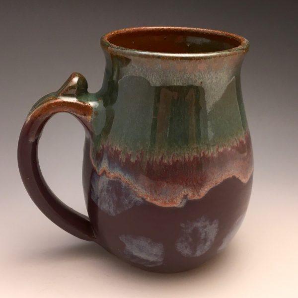 Purple Rain Barrel Mug