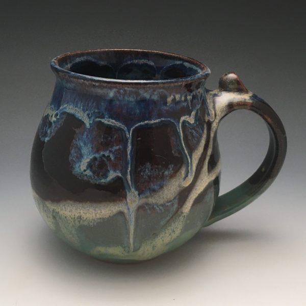 Taos Bloom Short Barrel Mug