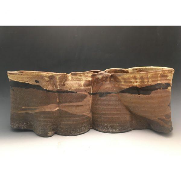 Running Cliffs Vase