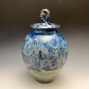 Taos Pearl Jar Vase
