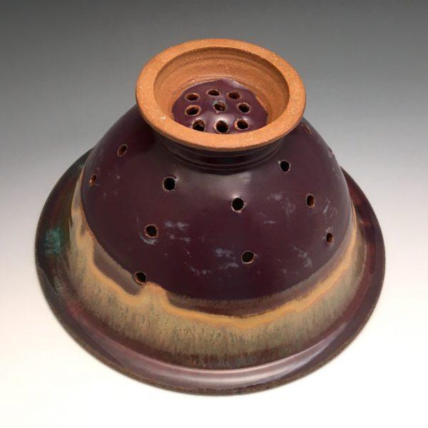 Purple Sunset Berry Bowl