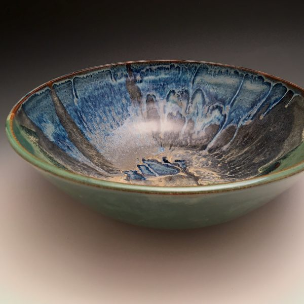 Taos Medium Serving Bowl 7