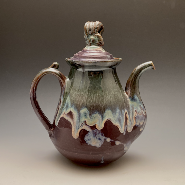 Purple Rain Teapot