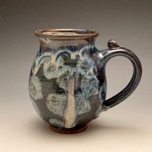 Taos Bloom Barrel Mug
