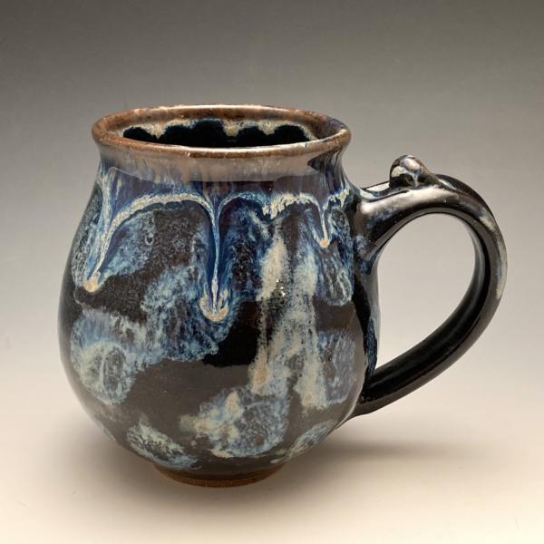 Taos Bloom Pouch Mug
