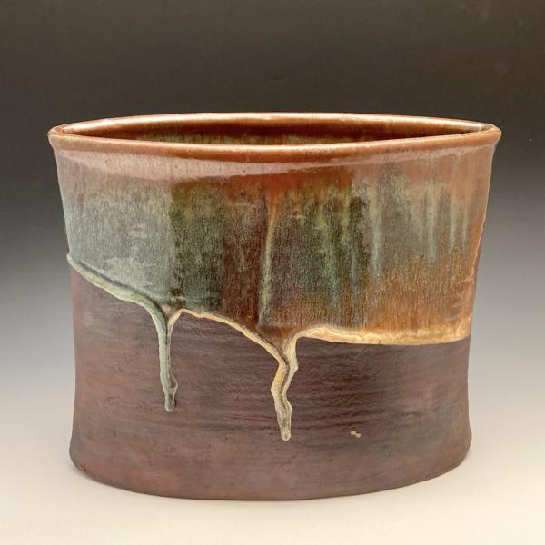 Joshua Tree Oval Vase