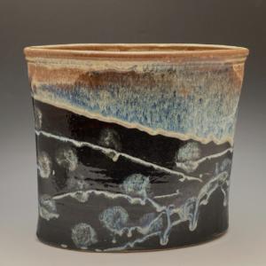 Taos Oval Vase 2