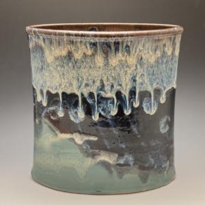 Taos Oval Vase