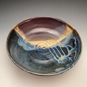 Desert Hwy Serving Bowl
